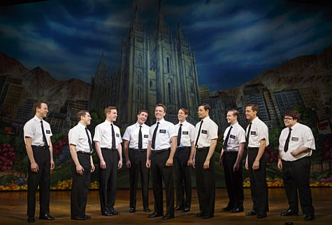THE BOOK OF MORMON National Tour Company