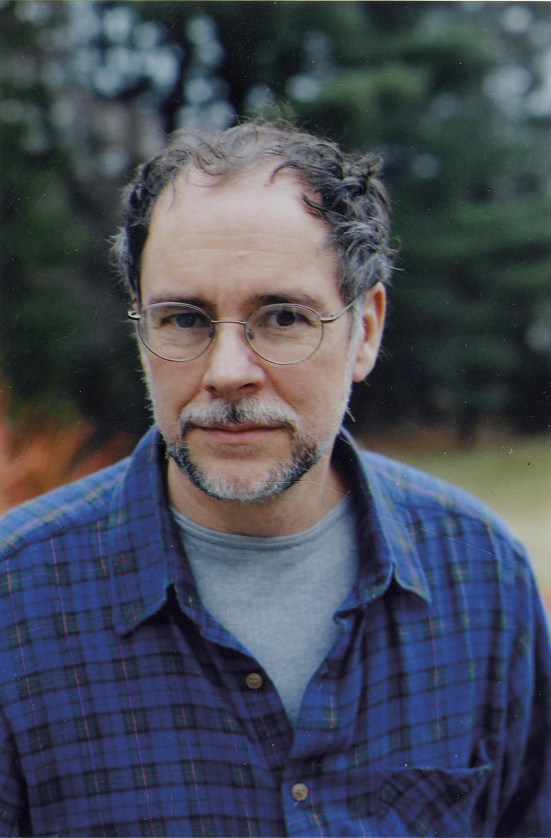Picture of the Author of Wicked, Gregory Maguire