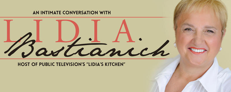 Picture of Chef/restaurateur/cook book author, Lidia Bastianich