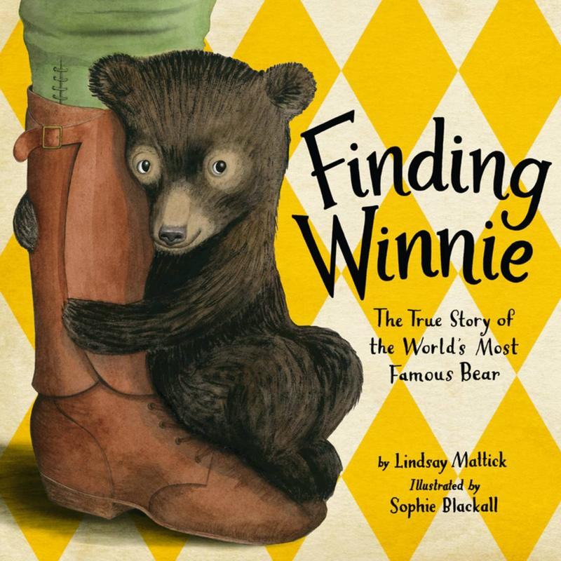 Book Cover - Finding Winnie