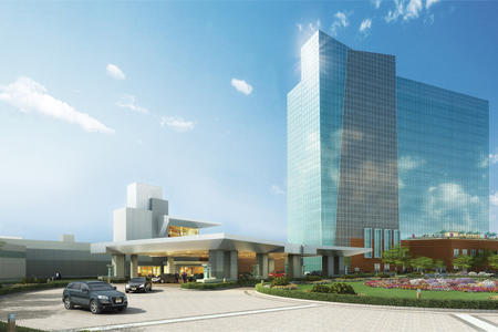 Rendering of Montreign Resort & Casino