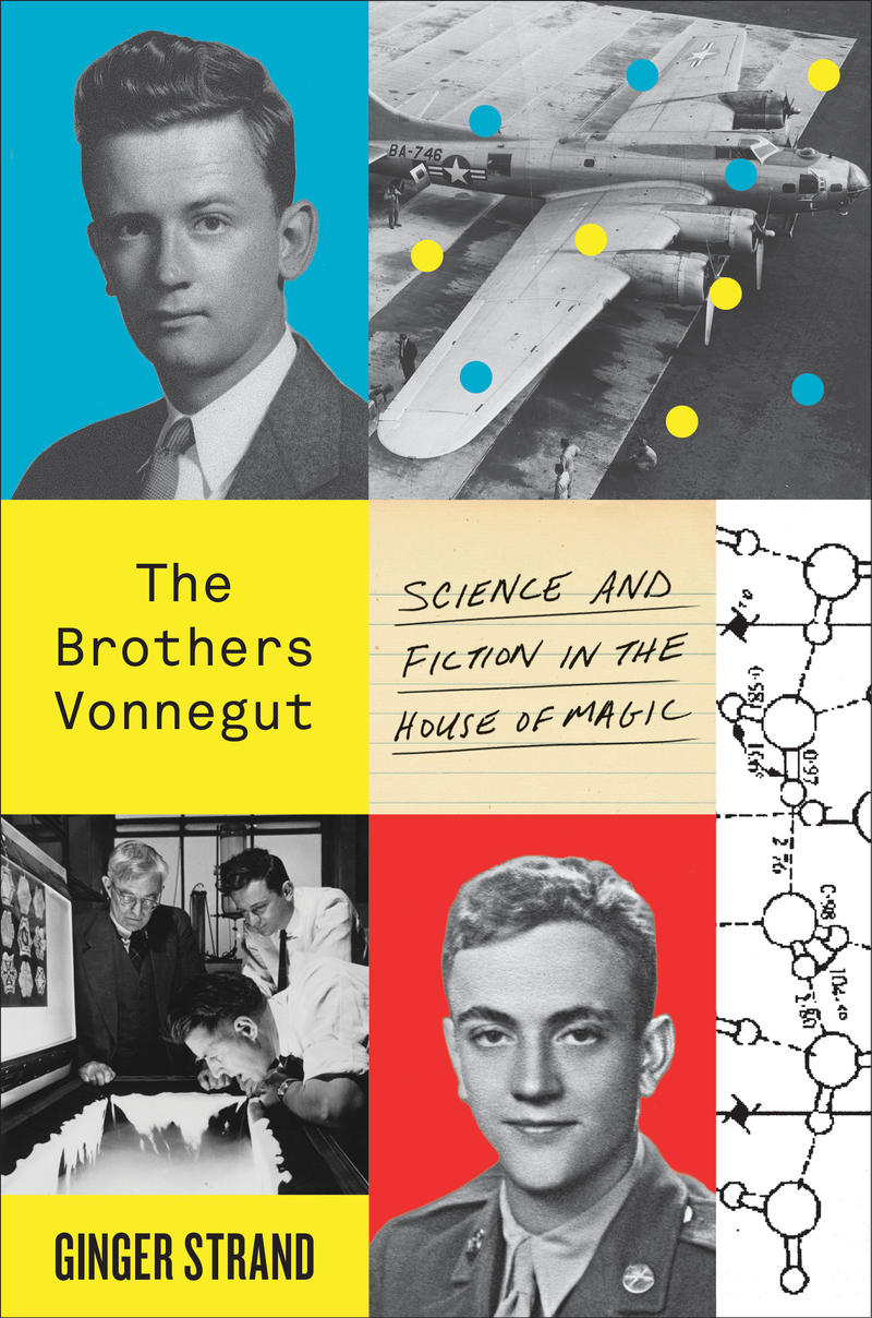 Book Cover - The Brothers Vonnegut by Ginger Strand