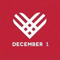 This is a picture of the Giving Tuesday logo which is a heart shape