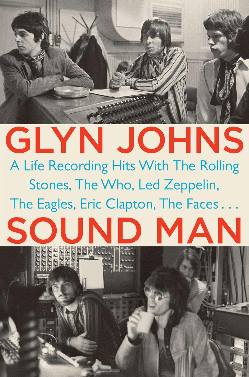 Sound Man book cover