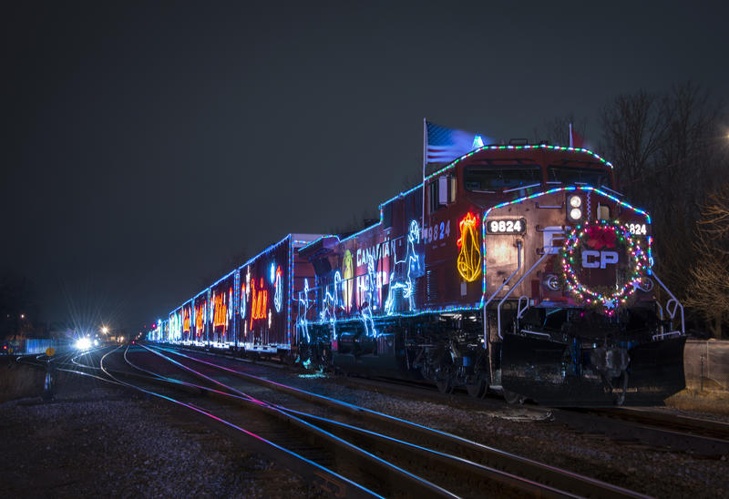 Picture of CP Rail Holiday Train