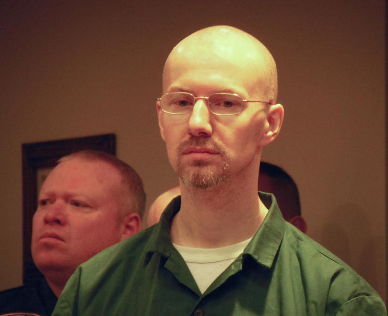 David Sweat during November 2015 Clinton County court appearance