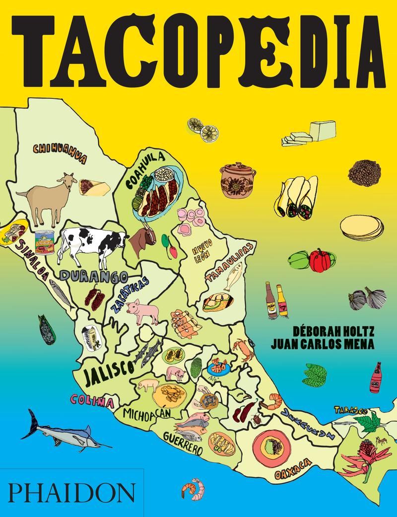 Tacopedia book cover