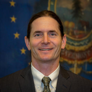 Photo of David Zuckerman