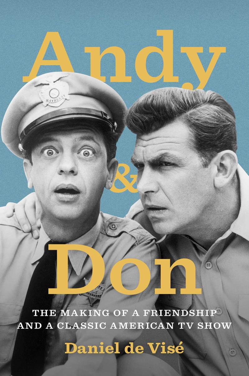 Book Cover - Andy & Don