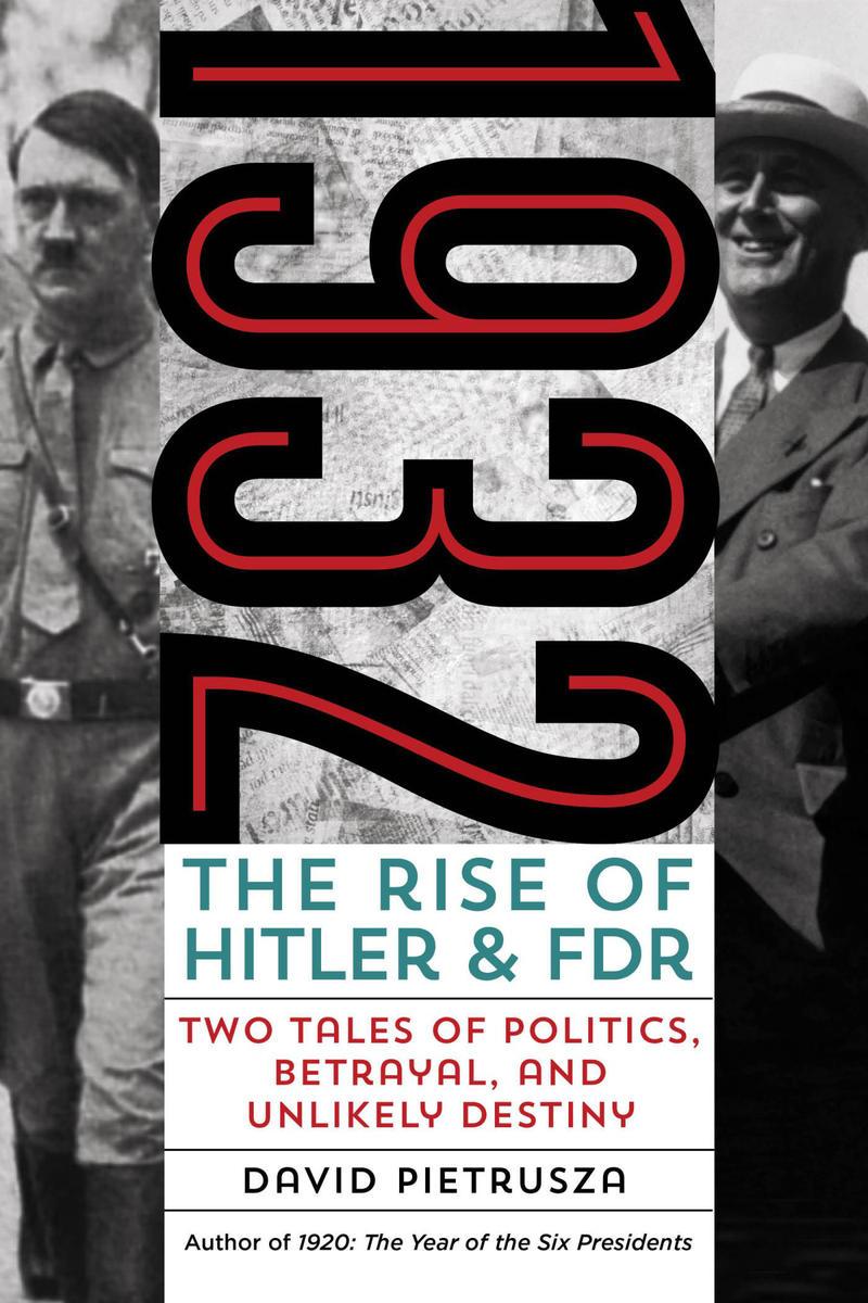 Book Cover - 1932 by David Pietrusza