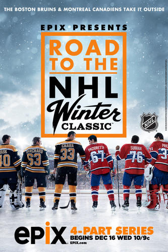 EPIX presents the Road to the NHL Winter Classic.