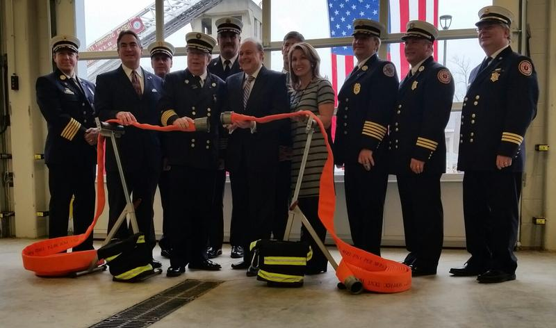 Officials dedicate new fire services campus in Springfield
