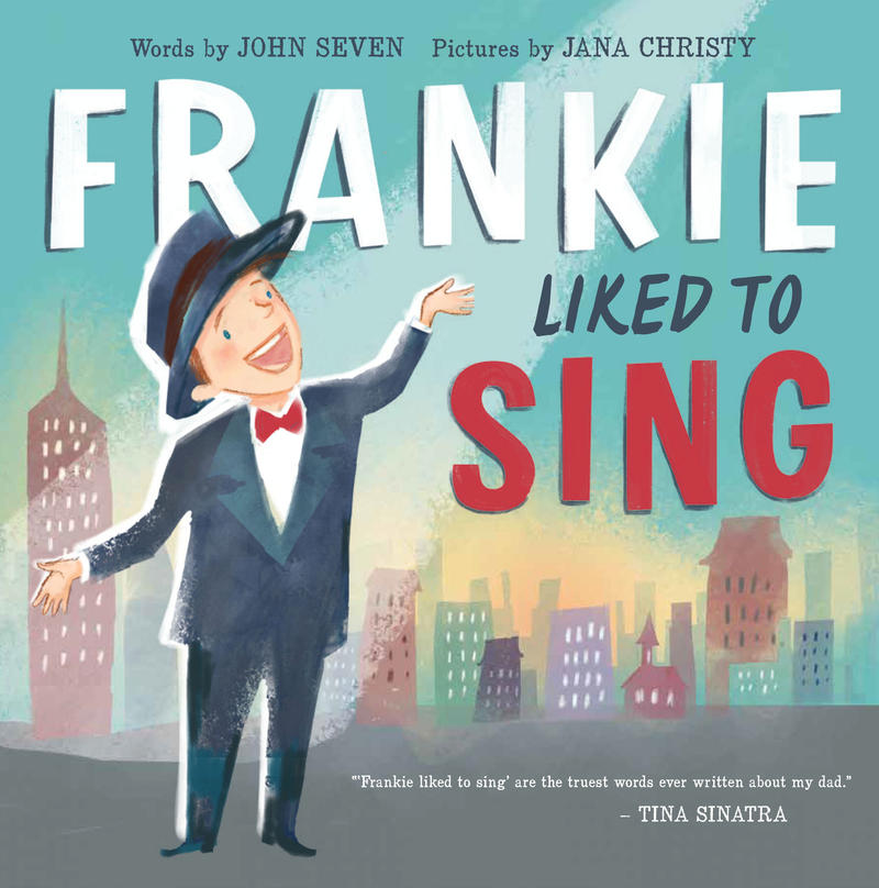 Book Cover - Frankie Liked To Sing