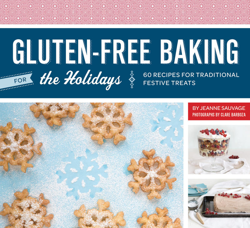 Book Cover - Gluten Free Baking for the Holidays