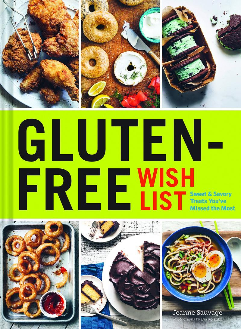 Book Cover - Gluten Free Wish List