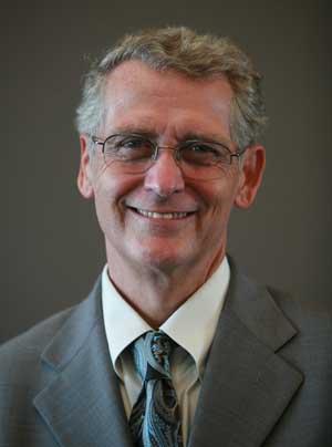 ACPHS President Gregory Dewey