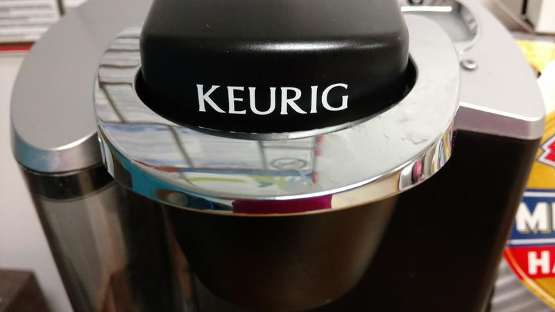 Photo of Keurig coffee machine