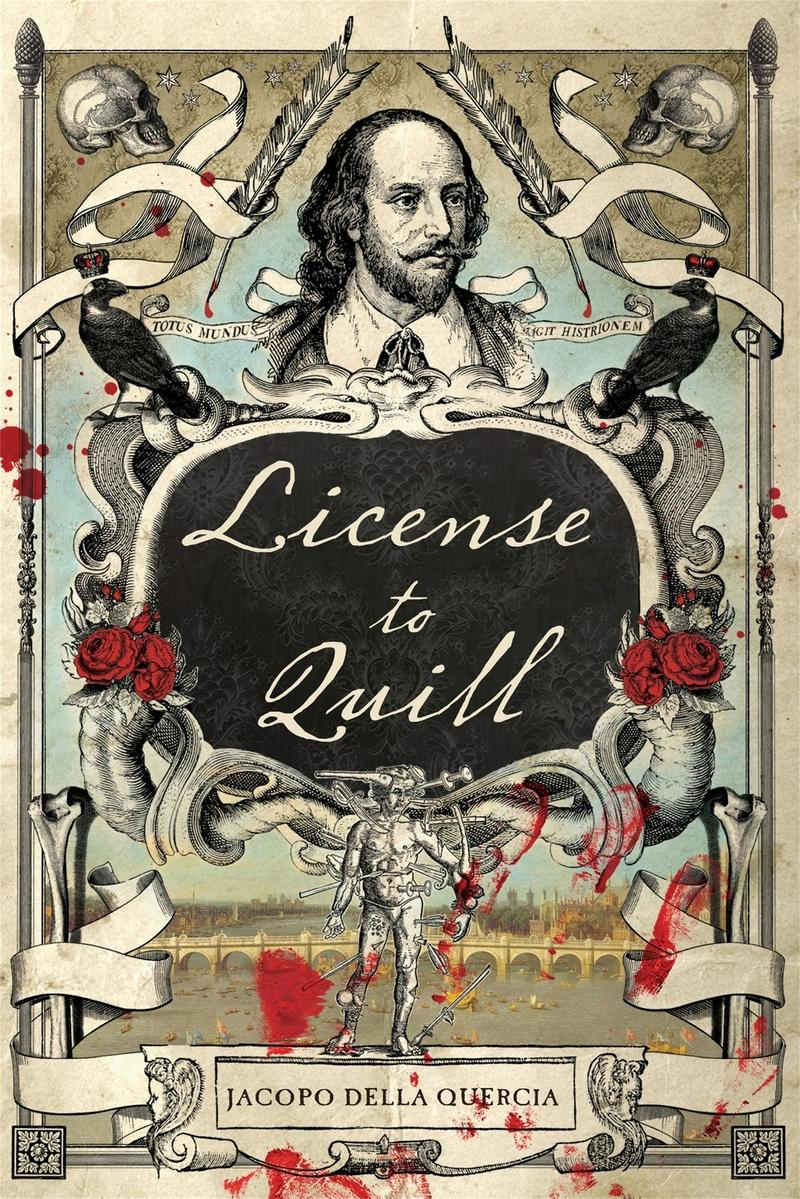 Book Cover - License to Quill
