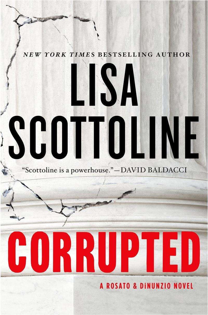 Book Cover - Corrupted by Lisa Scottoline