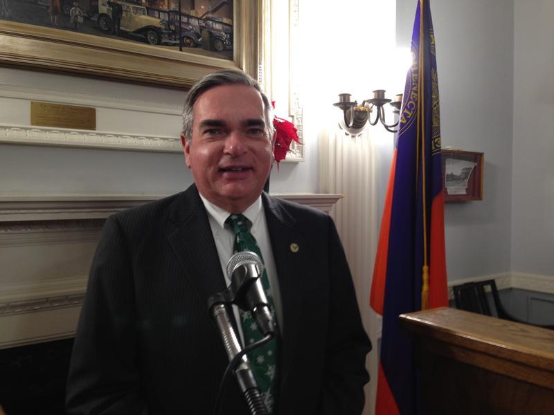 Mayor Gary McCarthy