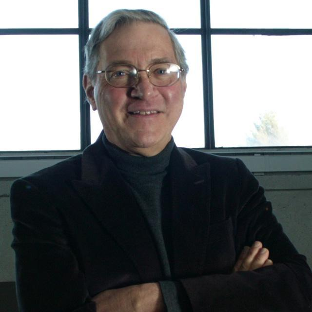 A photo of Hampshire College Professor Michael Klare