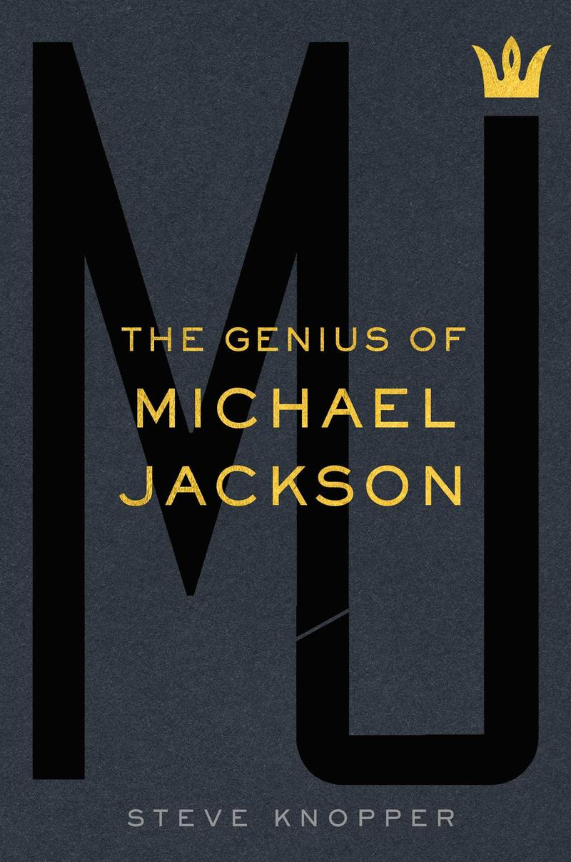 Book Cover - MJ The Genius of Michael Jackson