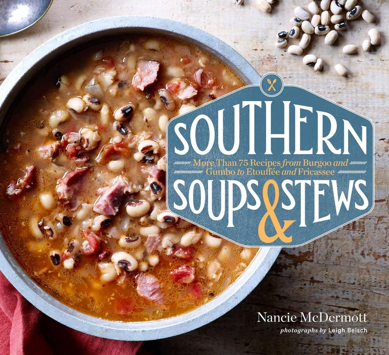 Book Cover - Southern Soups & Stews