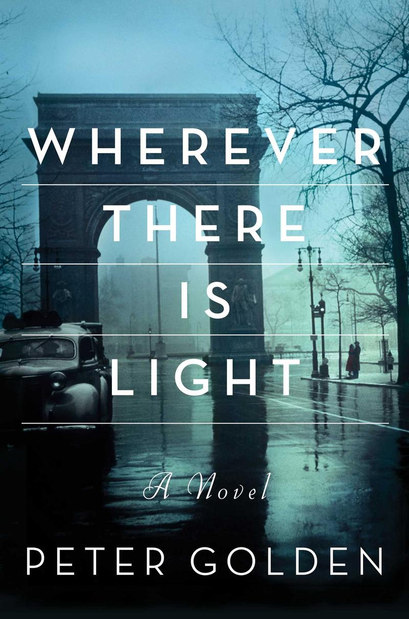 Book Cover - Wherever There Is Light