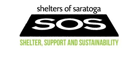 Shelters of Saratoga logo