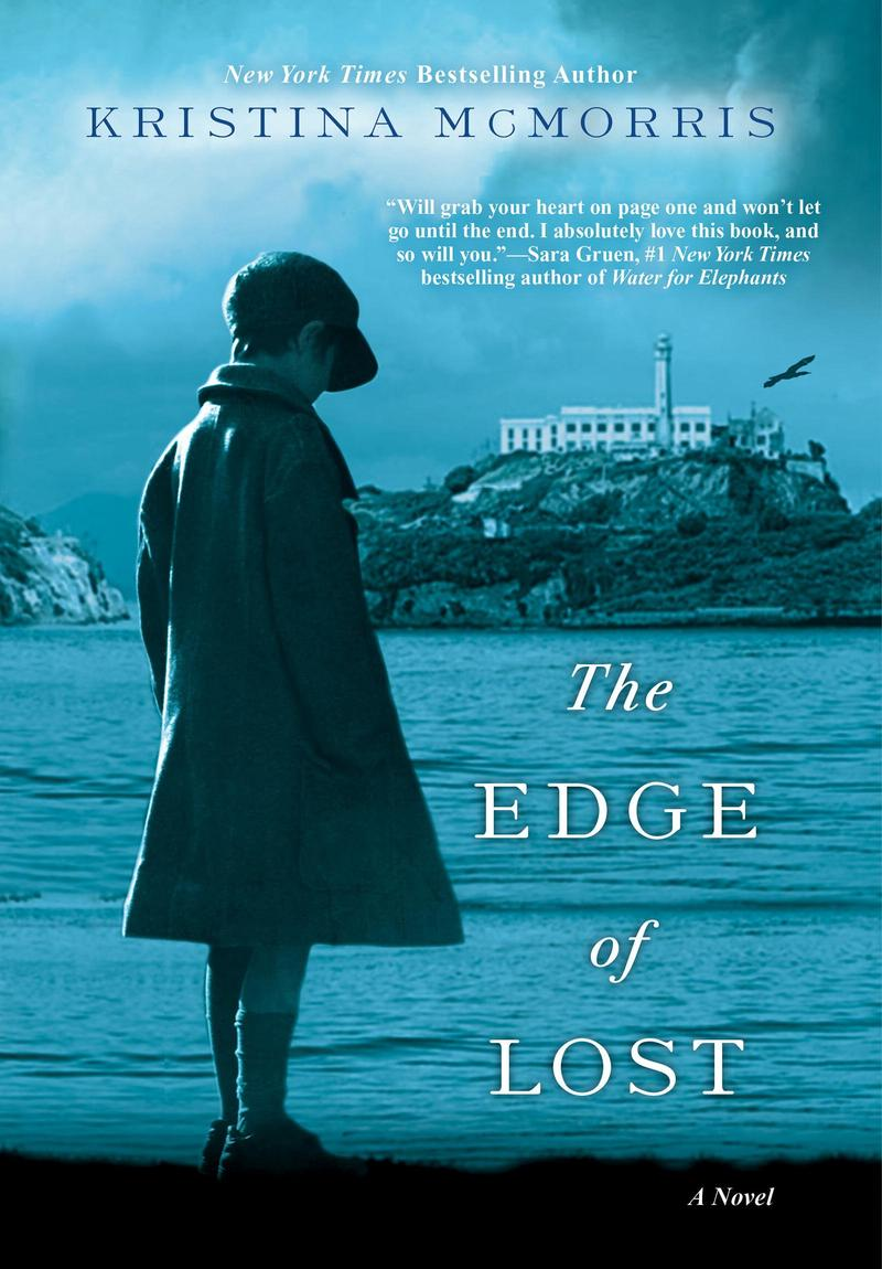 Book Cover - The Edge Of Lost