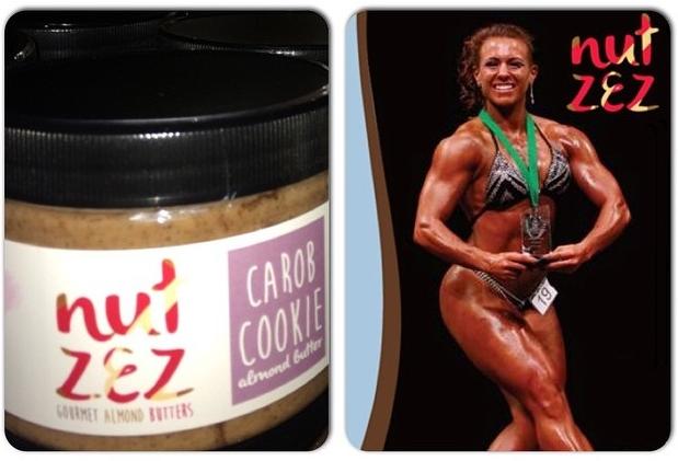 A jar of NutZez; Amanda Zezima