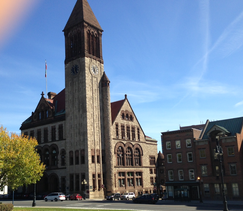 Albany City Hall
