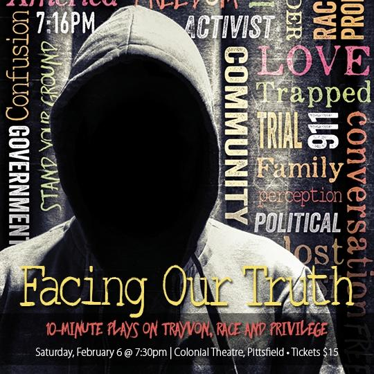 'Facing Our Truth' promotional image