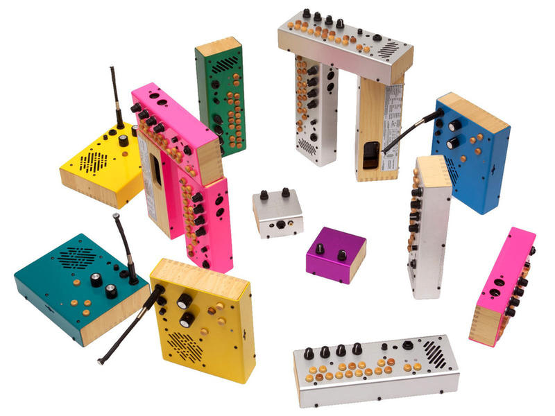 Critter & Guitari's musical instruments