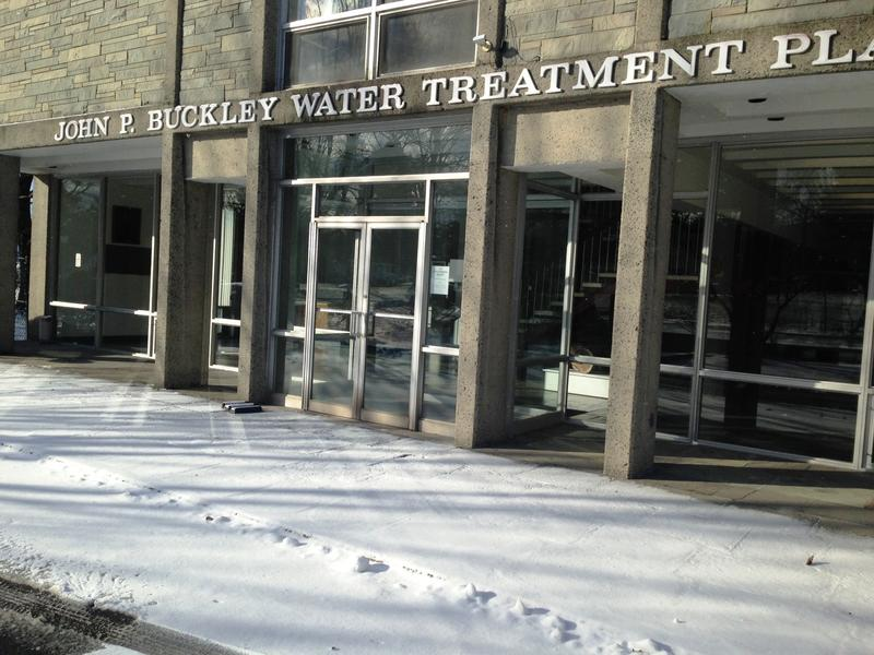 Troy Water Plant