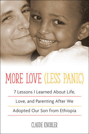 Book Cover - More Love, Less Panic