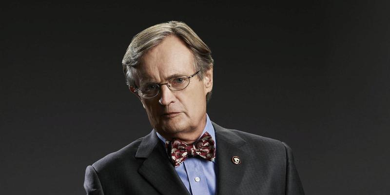 "David McCallum as Dr. Donald ""Ducky"" Mallard on NCIS"