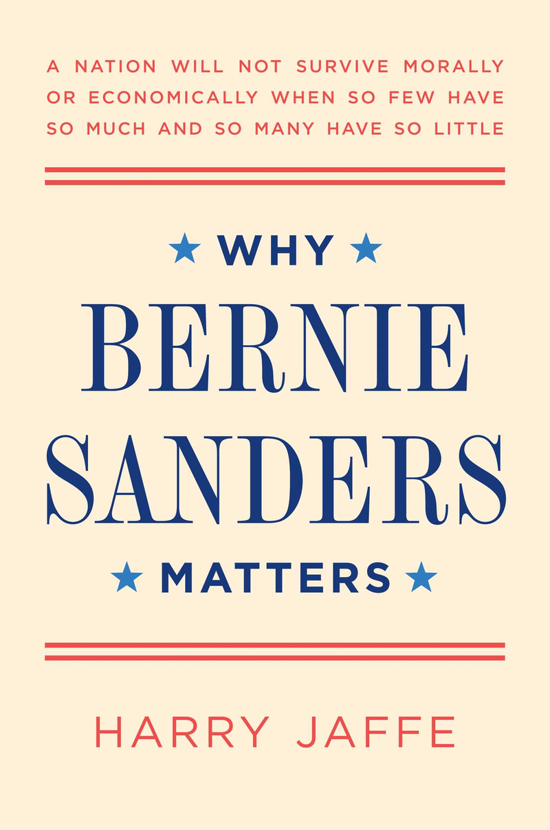 Book Cover - Why Bernie Sanders Matters