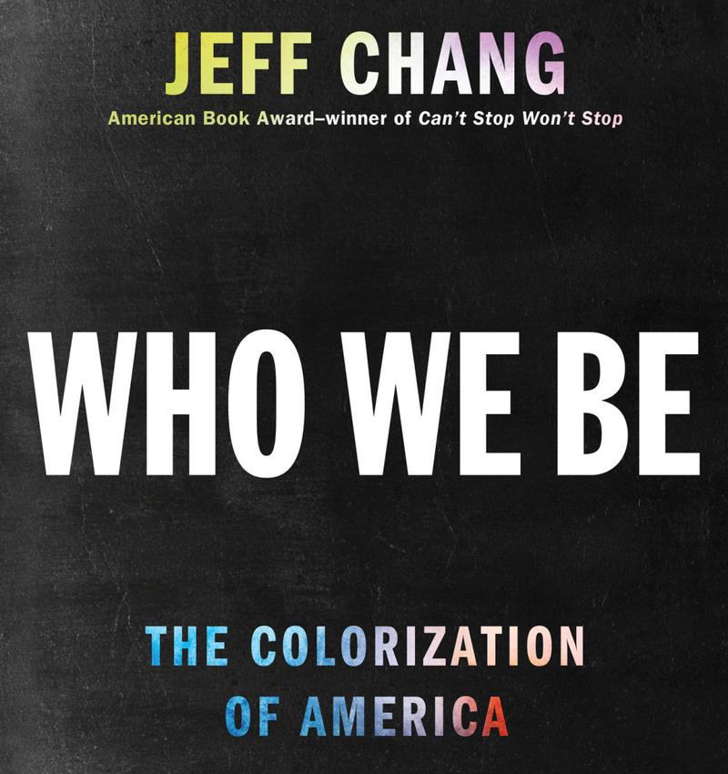 Book Cover - Who We Be