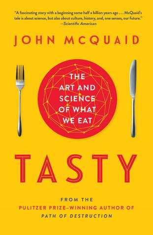 Book Cover - Tasty