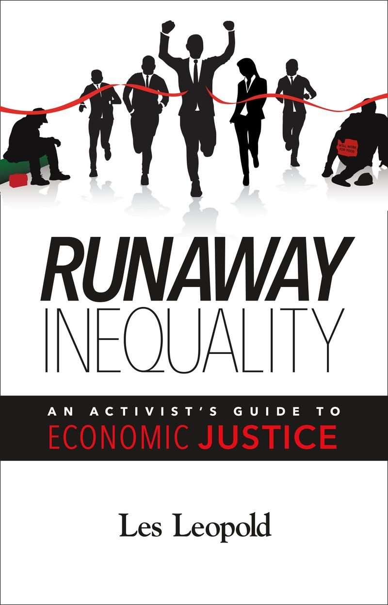 Book Cover - Runaway Inequality