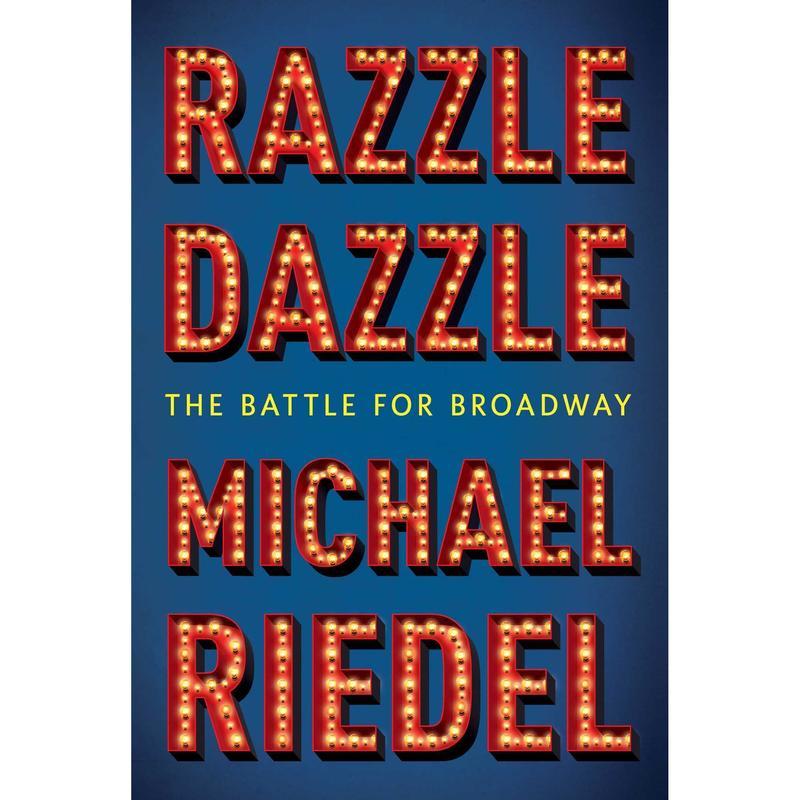 Book Cover - Razzle Dazzle