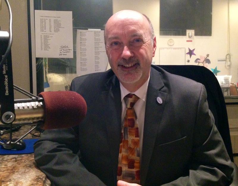 Troy Mayor Patrick Madden