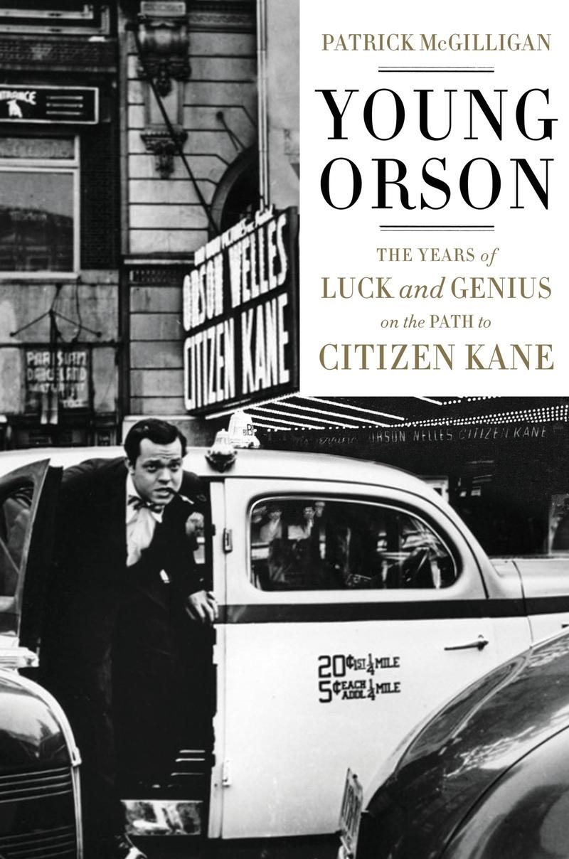 Book Cover - Young Orson
