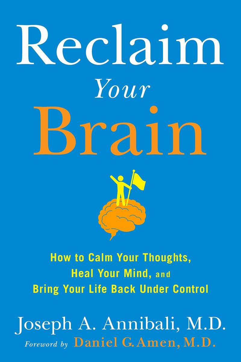 Book Cover - Reclaim Your Brain