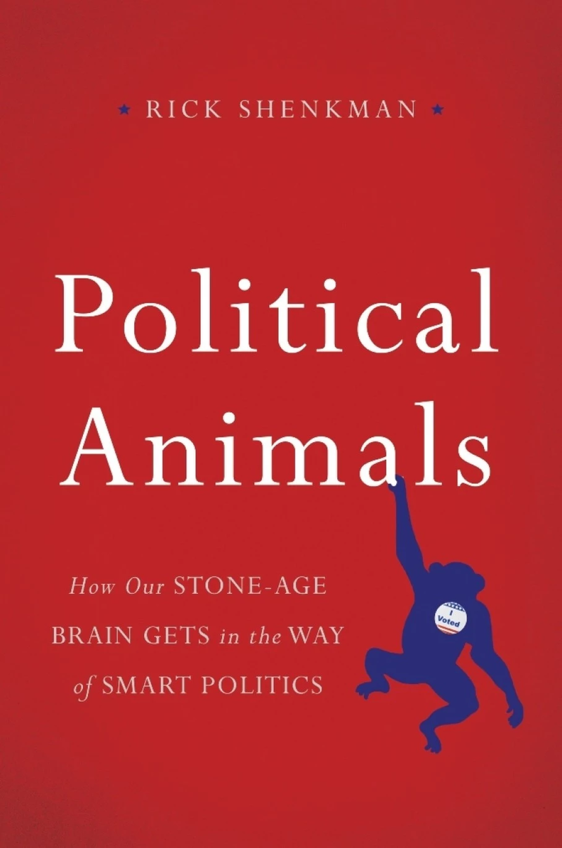 Book Cover - Political Animals