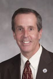 This is a picture of Massachusetts Representative Smitty Pignatelli of Lenox