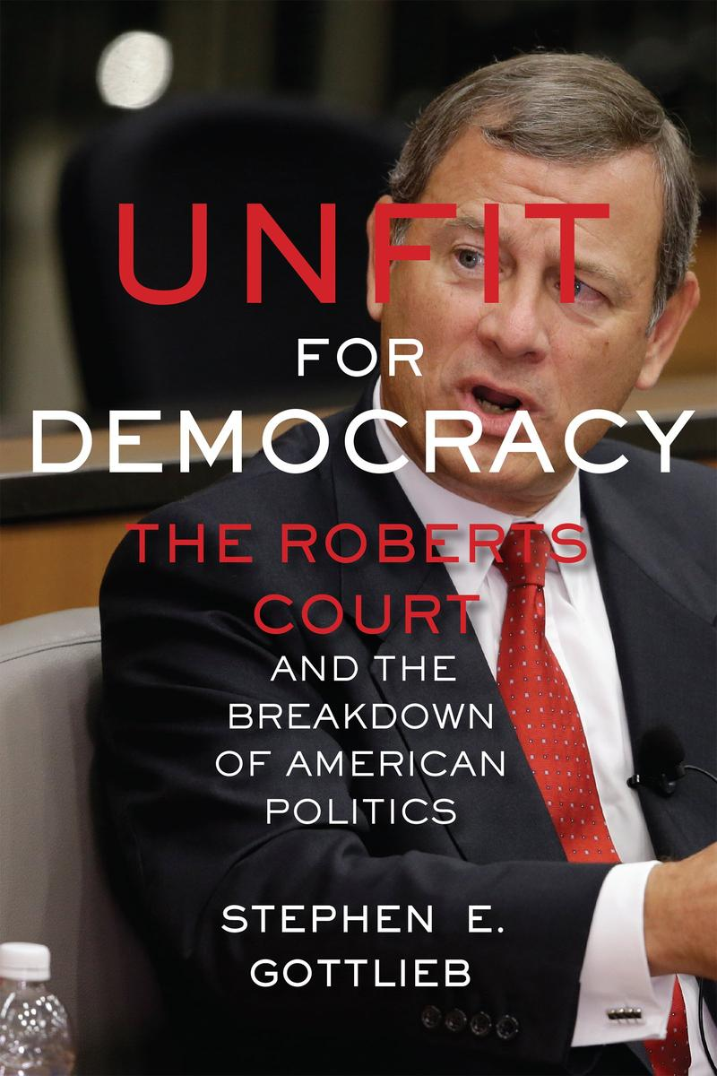 Book Cover - Unfit for Democracy