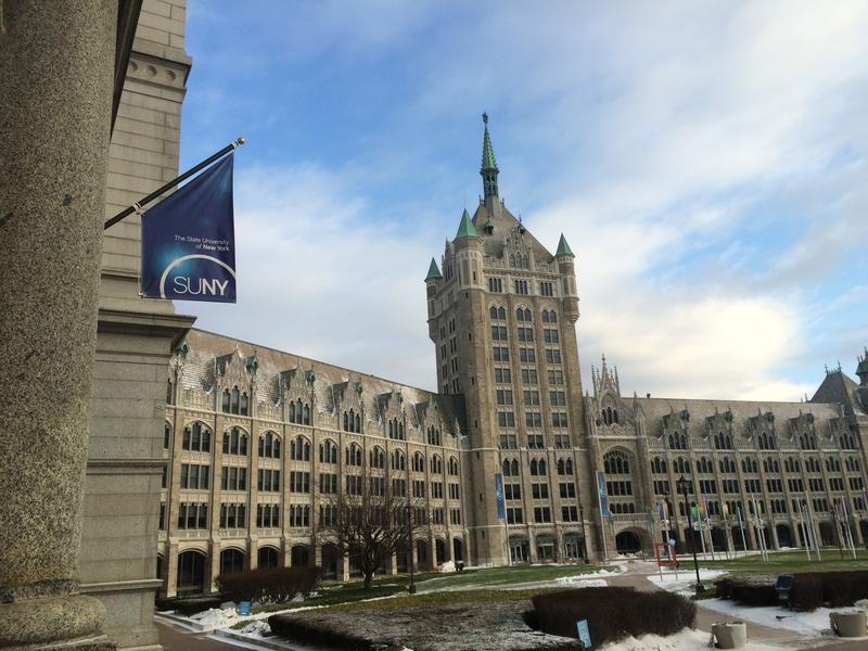 SUNY administration in Albany