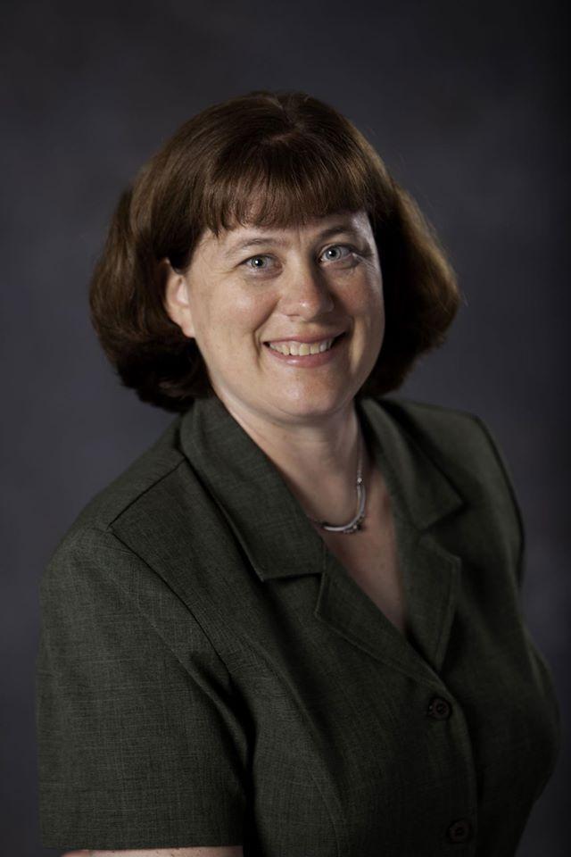 Democratic Massachusetts State Representative Tricia Farley Bouvier.